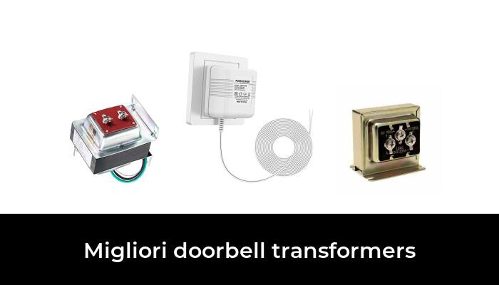 21 Migliori doorbell transformers nel 2021 [Secondo 230 Esperti]