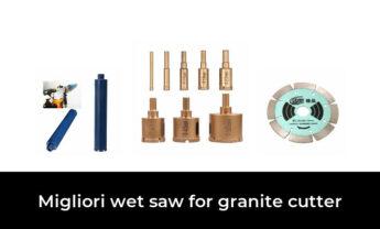 4 Migliori wet saw for granite cutter nel 2021 [Secondo 527 Esperti]