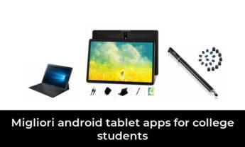 6 Migliori android tablet apps for college students nel 2021 [Secondo 898 Esperti]