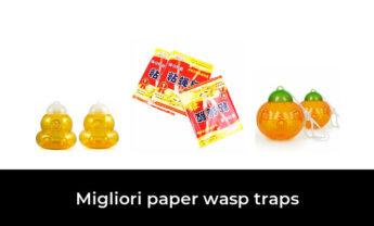 9 Migliori paper wasp traps nel 2021 [Secondo 727 Esperti]