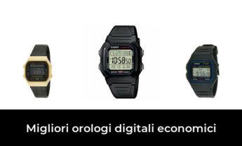 49 Migliori orologi digitali economici nel 2021 [Secondo 30 Esperti]