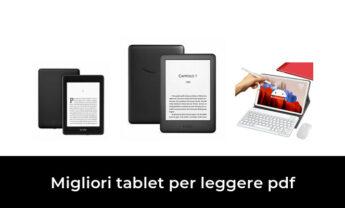 46 Migliori tablet per leggere pdf nel 2021 [Secondo 195 Esperti]