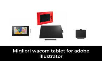 7 Migliori wacom tablet for adobe illustrator nel 2021 [Secondo 904 Esperti]
