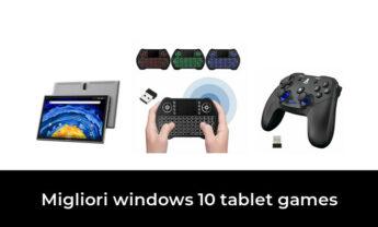 40 Migliori windows 10 tablet games nel 2021 [Secondo 625 Esperti]