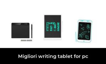 49 Migliori writing tablet for pc nel 2021 [Secondo 134 Esperti]