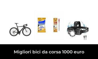 45 Migliori bici da corsa 1000 euro nel 2021 [Secondo 674 Esperti]