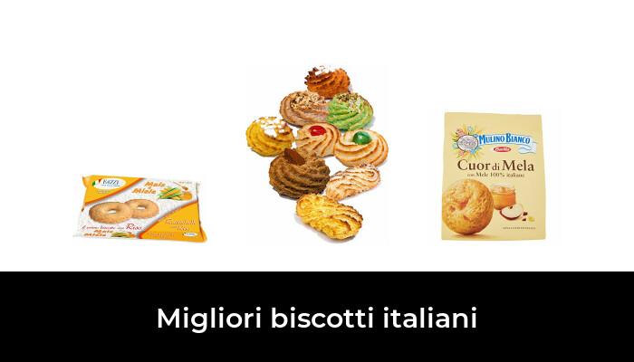 18 Migliori biscotti italiani nel 2021 [Secondo 703 Esperti]