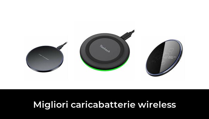 50 Migliori caricabatterie wireless nel 2021 [Secondo 605 Esperti]