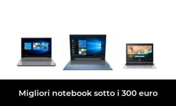 47 Migliori notebook sotto i 300 euro nel 2021 [Secondo 207 Esperti]