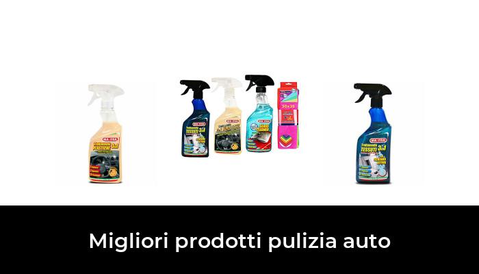 46 Migliori prodotti pulizia auto nel 2021 [Secondo 911 Esperti]