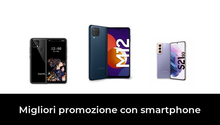48 Migliori promozione con smartphone nel 2021 [Secondo 96 Esperti]