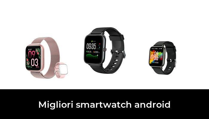 46 Migliori smartwatch android nel 2021 [Secondo 599 Esperti]