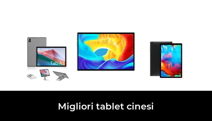 45 Migliori tablet cinesi nel 2021 [Secondo 815 Esperti]