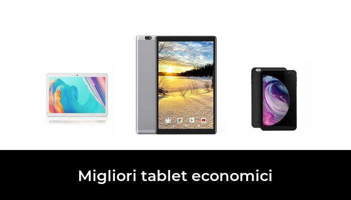 48 Migliori tablet economici nel 2021 [Secondo 936 Esperti]