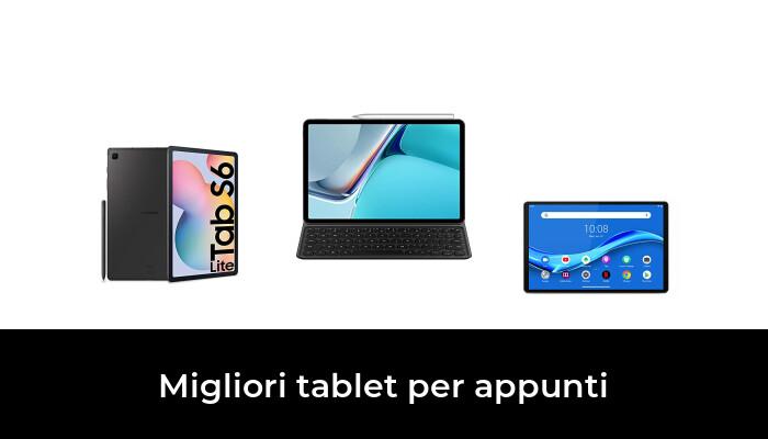 49 Migliori tablet per appunti nel 2021 [Secondo 678 Esperti]