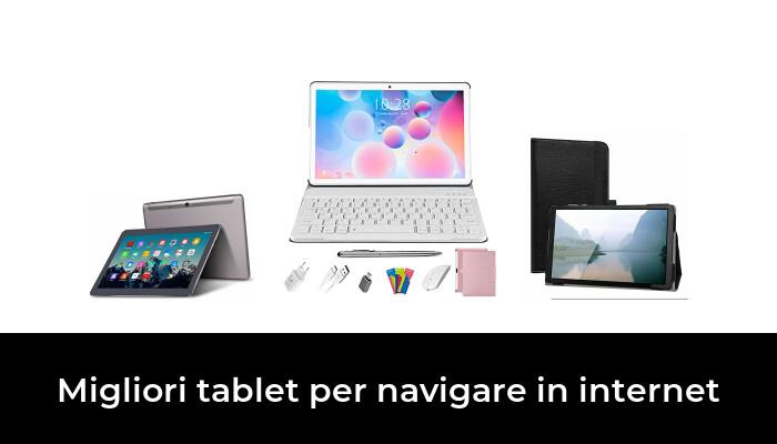 46 Migliori tablet per navigare in internet nel 2021 [Secondo 917 Esperti]