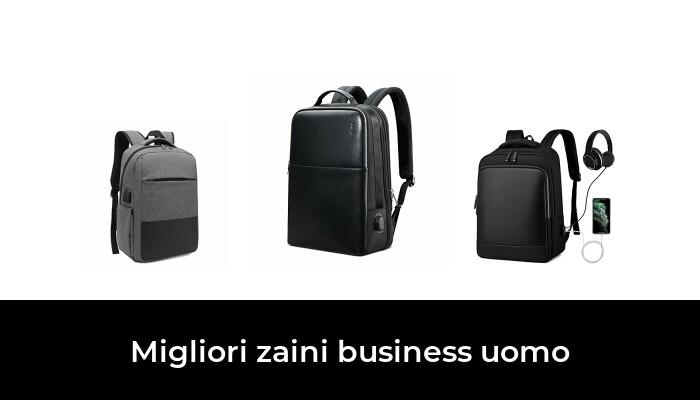 50 Migliori zaini business uomo nel 2021 [Secondo 141 Esperti]